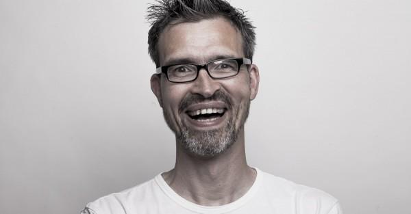 Porträt des Fotoproduzenten Marco Herrndorff
